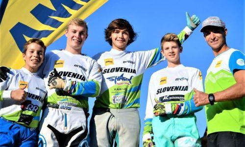 Slovenska motokros reprezentanca odhaja na evropski pokal narodov