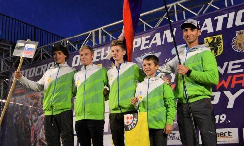 Na evropskem pokalu narodov Slovenija osvojila 16. mesto