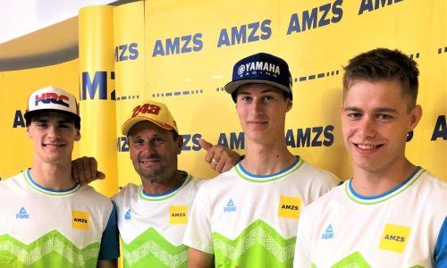 Slovenski motokrosisti na Pokalu narodov želijo čim višje