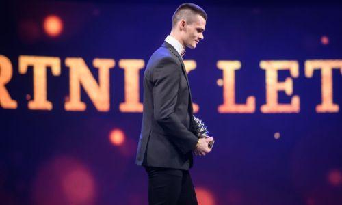 Tim Gajser med najboljšimi športniki leta 2019