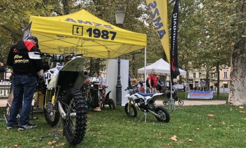 Avto-moto športi na olimpijskem festivalu