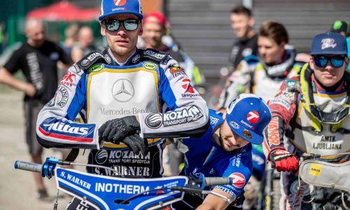 Speedway dirka svetovnega prvenstva za VN Češke prestavljena