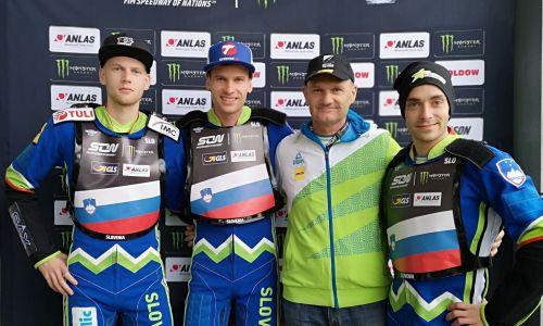 Slovenski speedwayisti brez finala pokala narodov