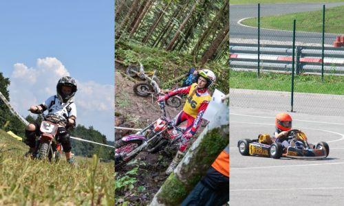 Namenite del dohodnine slovenskemu motošportu in kartingu