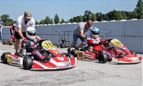 Vozniki kartinga na Vranskem drugič za točke državnega prvenstva