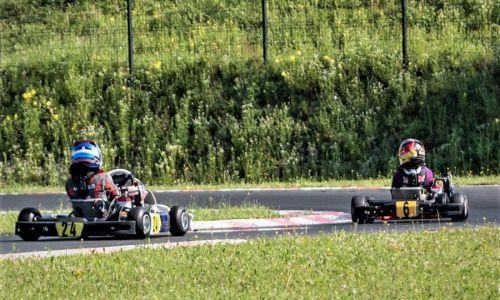 Peterica Slovencev na karting dirki WSK serije Euro