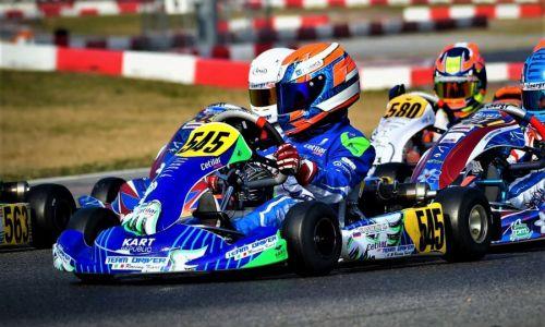 Slovenci na dveh karting dirkah serije WSK Super Master