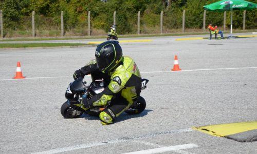 V Vrtojbi konec sezone za voznike minimota, minigpja in skuterjev