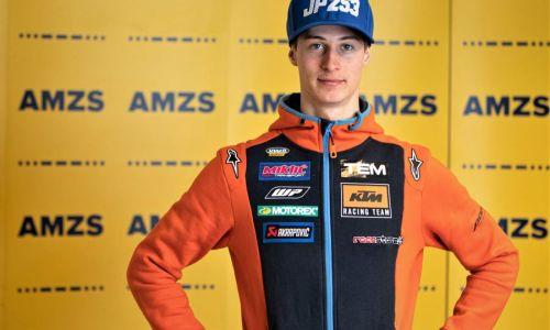 Jan Pancar komaj čaka na tekmovanja in dirke