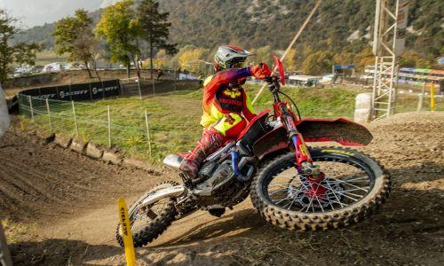 Tim Gajser je svetovni prvak v razredu MXGP