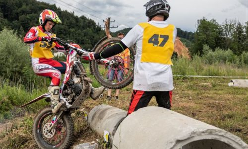 Vozniki triala pripravljeni na drugo preizkušnjo državnega prvenstva