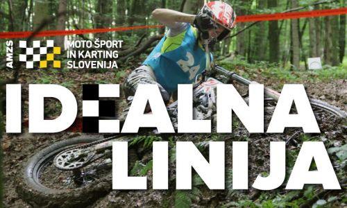 AMZS Idealna linija v Lukovici, na radizelski progi in v Slovenji vasi