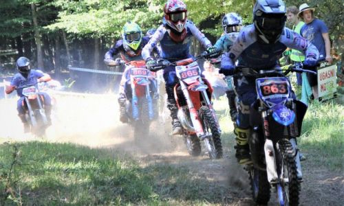 Druga dirka državnega prvenstva v cross countryju na novi progi v Kočevju