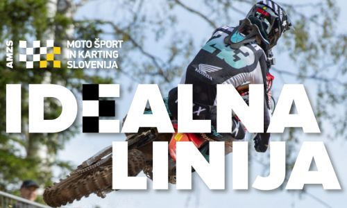 AMZS Idealna linija o zmagi Tima Gajserja v Latviji