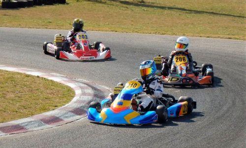 V nedeljo v Slovenji vasi druga dirka državnega prvenstva v kartingu