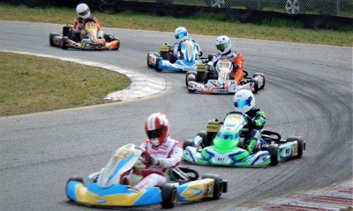 V Jesolu izpeljana prva dirka državnega prvenstva v kartingu