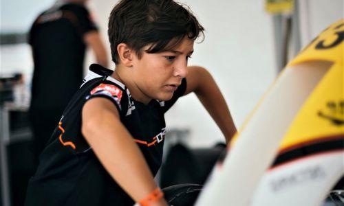 Kastelic konec meseca na svetovnem prvenstvu v kartingu