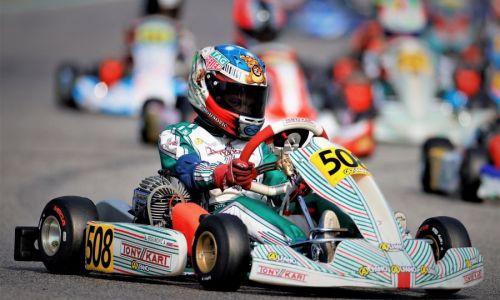 Slovenci začeli z mednarodno sezono tekmovanj v kartingu