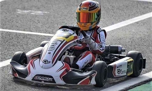 Slovenski vozniki na dirki WSK Super Master v Italiji