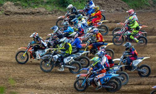 Na radizelski progi izpeljali tretjo dirko državnega prvenstva v motokrosu
