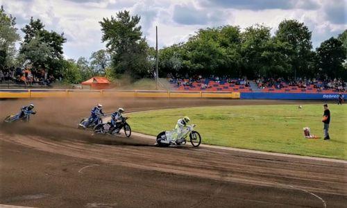 V Nagyhalaszu odločitev o državnem prvaku v speedwayu