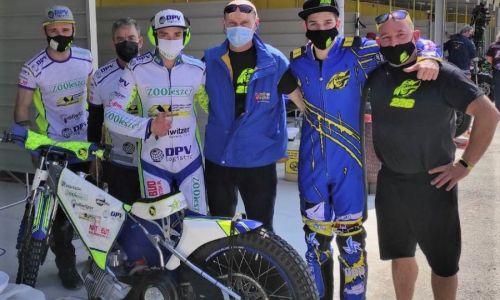 Slovenski vozniki speedwaya tekmovali na dirkah v Italiji in na Poljskem