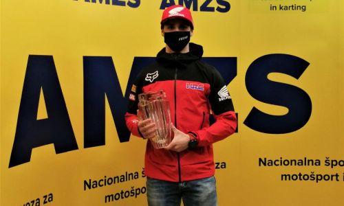 Tim Gajser šestič zapored motošportnik leta