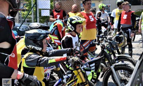 V Lukovici izpeljali uvodno dirko državnega prvenstva v trialu