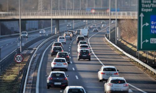Sprememba prometnega režima od Ilirske Bistrice proti mejnima prehodoma Jelšane in Novokračine