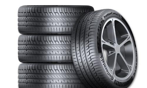 Continentalove pnevmatike dočakale svojega lastnika