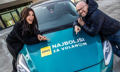 Izbor za najboljšega mladega voznika in najboljšo mlado voznico Slovenije se je začel