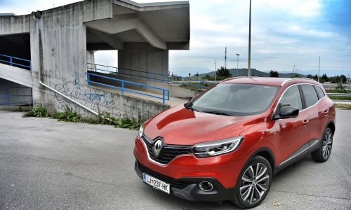 Test: renault kadjar energy dCi 130 bose edition