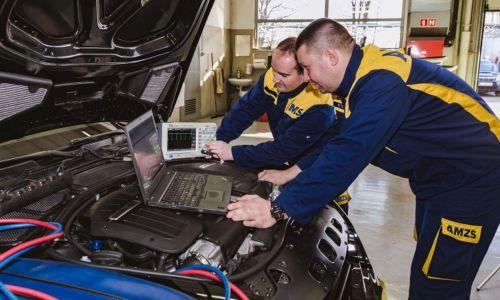 AMZS servisni centri odprti za nujna popravila in storitve