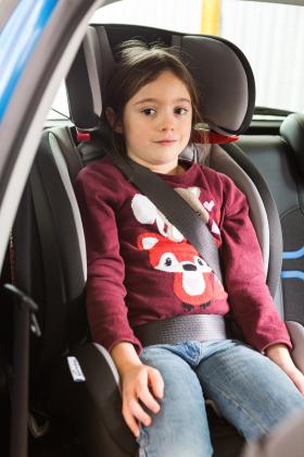Napačna namestitev sedežev s strani staršev oziroma uporabnikov je sicer pogosta napaka.