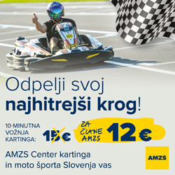 AMZS Center kartinga