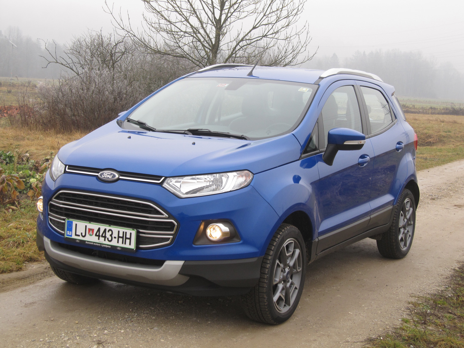 test ford ecosport 1 0 ecoboost titanium amzs. Black Bedroom Furniture Sets. Home Design Ideas