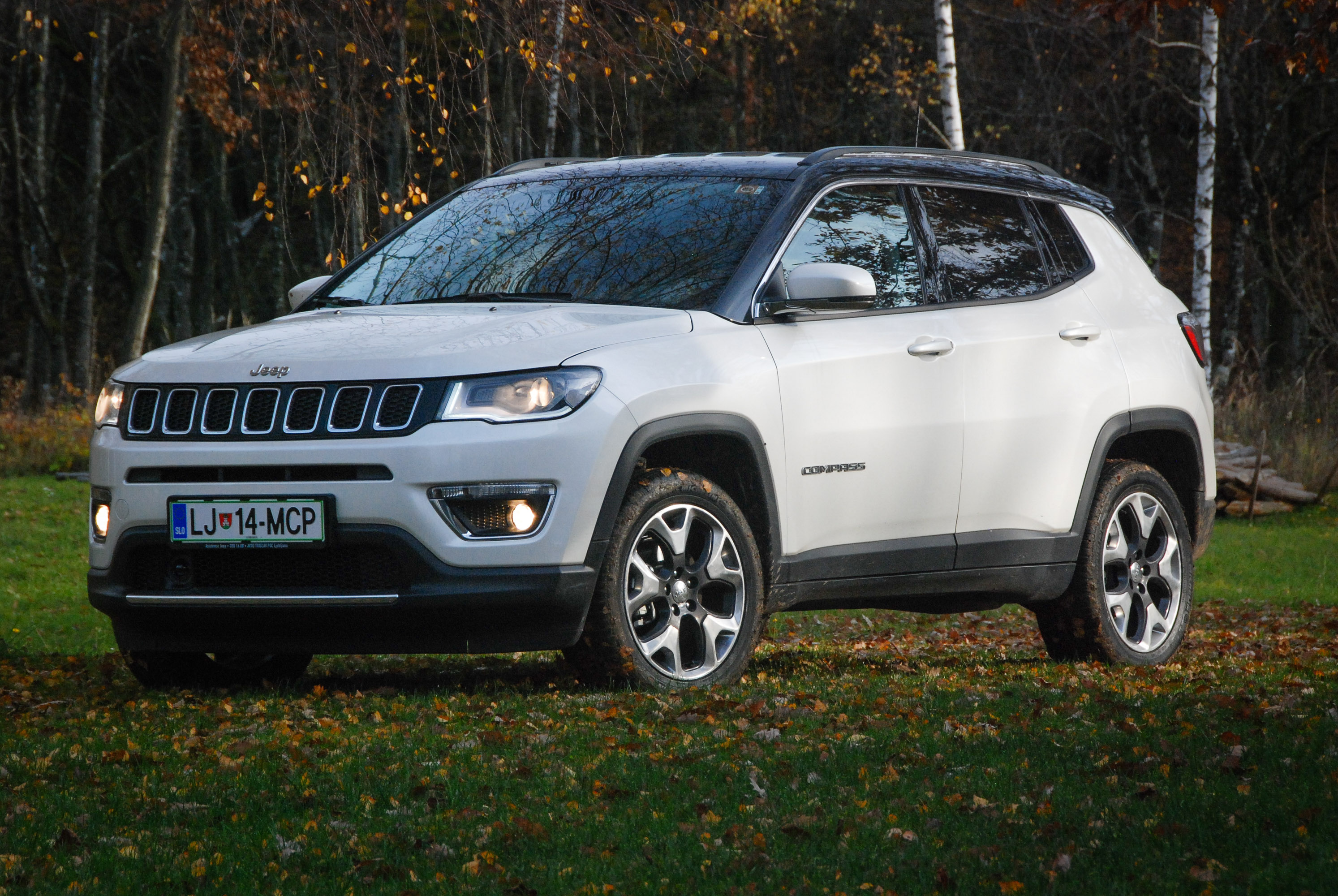 test jeep compass 2 0 multijet awd limited amzs. Black Bedroom Furniture Sets. Home Design Ideas